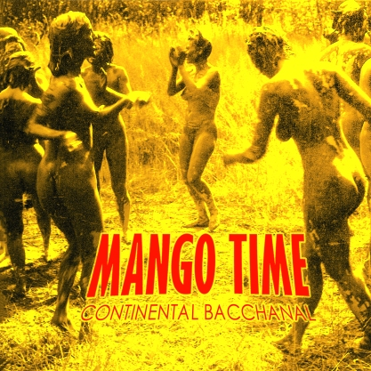 Pochette CD Mango Time 2015 RECTO